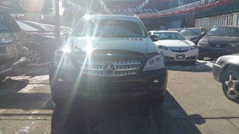 2008 Mercedes-Benz M-Class for sale at TJ AUTO in Brooklyn NY