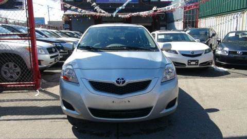 2012 Toyota Yaris for sale at TJ AUTO in Brooklyn NY