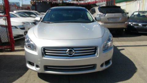 2014 Nissan Maxima for sale at TJ AUTO in Brooklyn NY