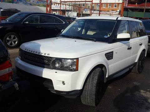 2011 Land Rover Range Rover Sport for sale at TJ AUTO in Brooklyn NY