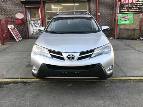 2015 Toyota RAV4 for sale at TJ AUTO in Brooklyn NY