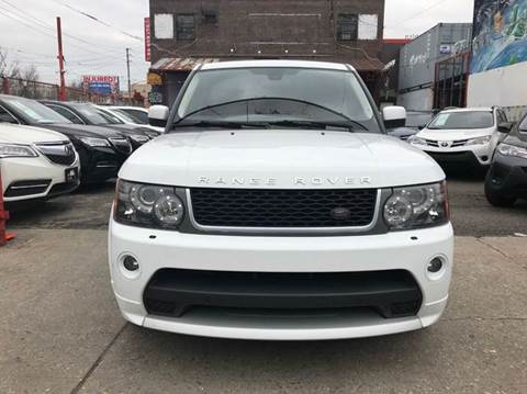 2013 Land Rover Range Rover Sport for sale at TJ AUTO in Brooklyn NY