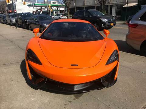 2016 McLaren 570S for sale at TJ AUTO in Brooklyn NY