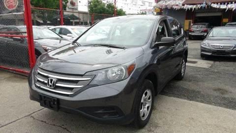 2012 Honda CR-V for sale at TJ AUTO in Brooklyn NY