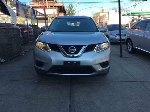2016 Nissan Rogue for sale at TJ AUTO in Brooklyn NY