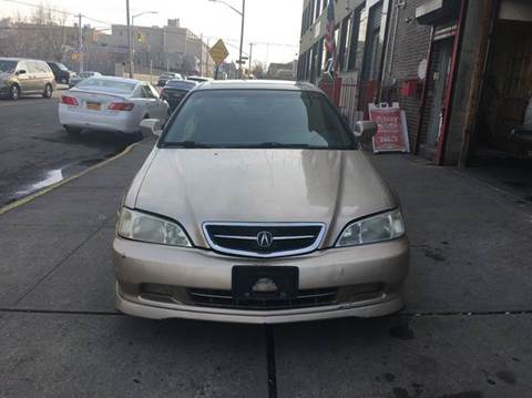 2001 Acura TL for sale at TJ AUTO in Brooklyn NY