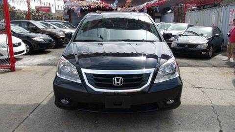 2008 Honda Odyssey for sale at TJ AUTO in Brooklyn NY