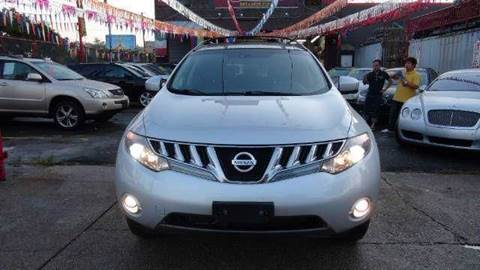 2009 Nissan Murano for sale at TJ AUTO in Brooklyn NY
