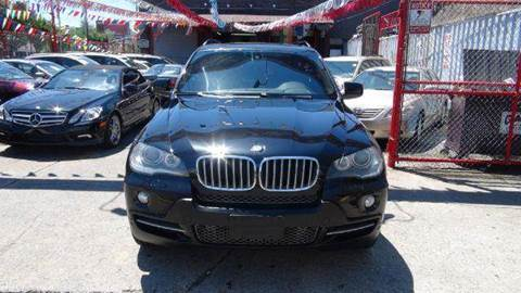 2007 BMW X5 for sale at TJ AUTO in Brooklyn NY