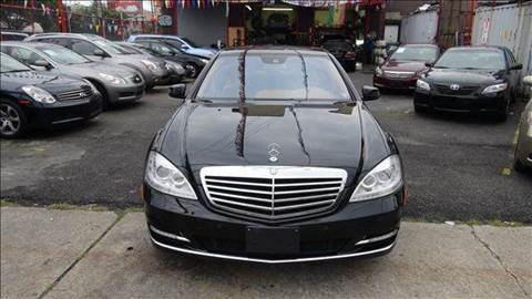 2011 Mercedes-Benz S-Class for sale at TJ AUTO in Brooklyn NY
