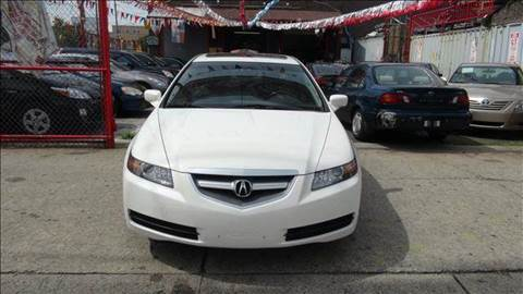 2006 Acura TL for sale at TJ AUTO in Brooklyn NY