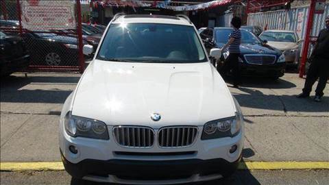 2007 BMW X3 for sale at TJ AUTO in Brooklyn NY