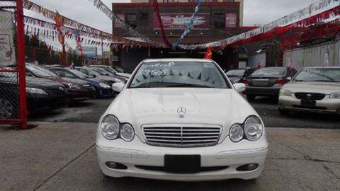 2003 Mercedes-Benz C-Class for sale at TJ AUTO in Brooklyn NY
