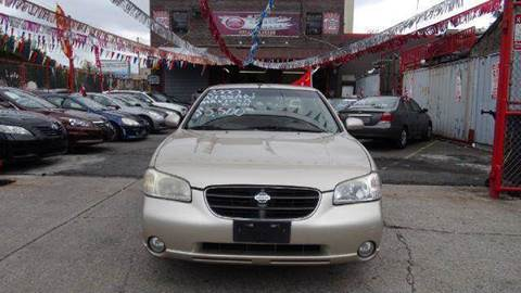 2000 Nissan Maxima for sale at TJ AUTO in Brooklyn NY