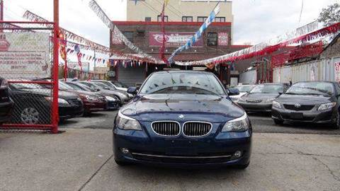 2009 BMW 5 Series for sale at TJ AUTO in Brooklyn NY