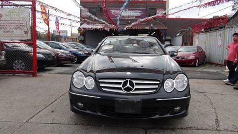2008 Mercedes-Benz CLK-Class for sale at TJ AUTO in Brooklyn NY