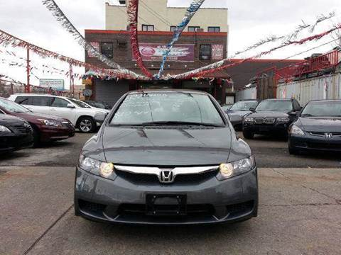 2009 Honda Civic for sale at TJ AUTO in Brooklyn NY