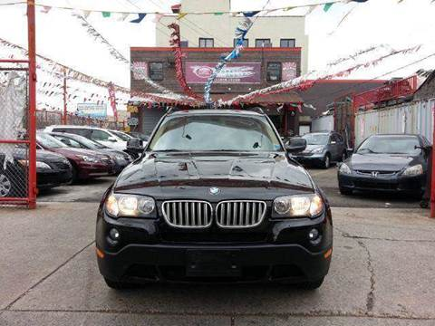 2010 BMW X3 for sale at TJ AUTO in Brooklyn NY