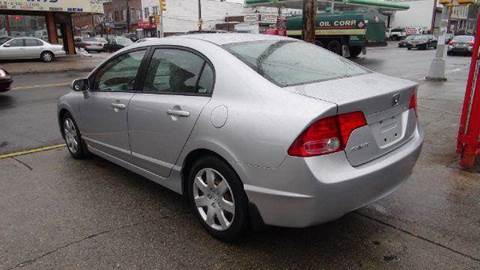 2006 Honda Civic for sale at TJ AUTO in Brooklyn NY
