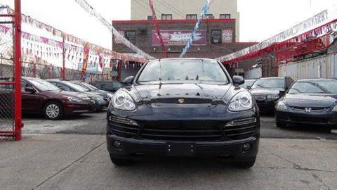 2013 Porsche Cayenne for sale at TJ AUTO in Brooklyn NY