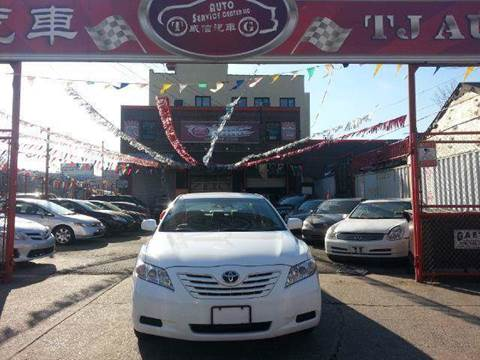 2009 Toyota Camry for sale at TJ AUTO in Brooklyn NY