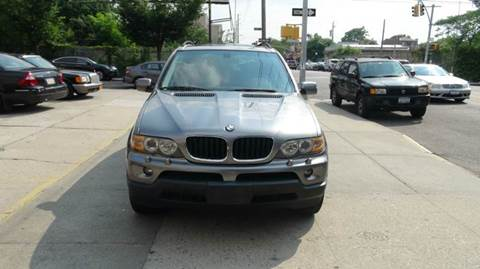 2005 BMW X5 for sale at TJ AUTO in Brooklyn NY