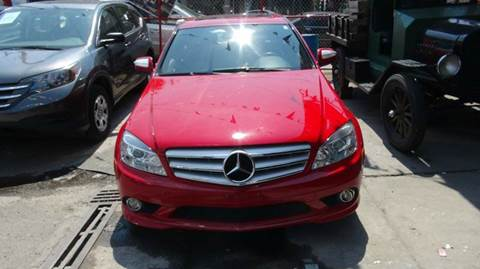 2009 Mercedes-Benz C-Class for sale at TJ AUTO in Brooklyn NY
