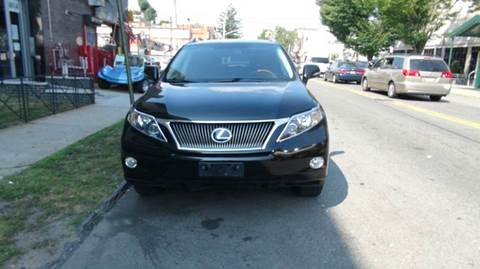 2011 Lexus RX 450h for sale at TJ AUTO in Brooklyn NY