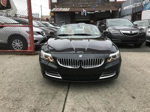 2011 BMW Z4 for sale at TJ AUTO in Brooklyn NY