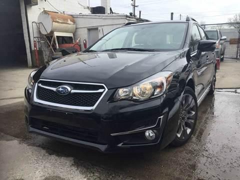 2015 Subaru Impreza for sale at TJ AUTO in Brooklyn NY
