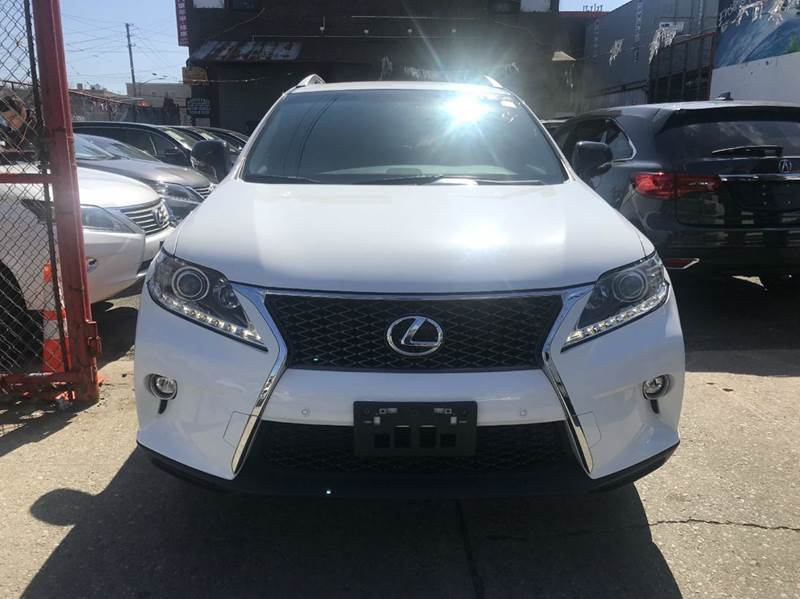 2015 Lexus RX 350 for sale at TJ AUTO in Brooklyn NY