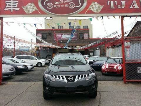 2010 Nissan Murano for sale at TJ AUTO in Brooklyn NY