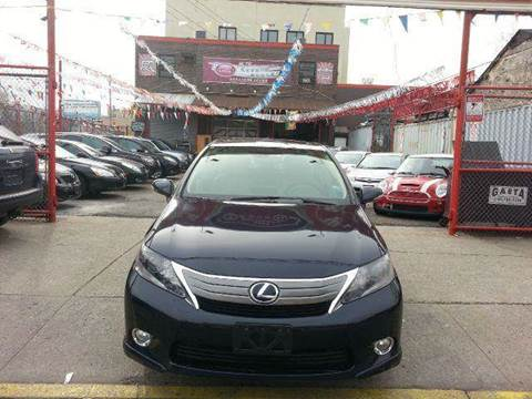 2010 Lexus HS 250h for sale at TJ AUTO in Brooklyn NY