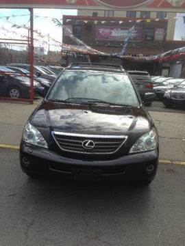 2007 Lexus RX 400h for sale at TJ AUTO in Brooklyn NY