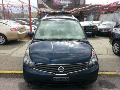 2007 Nissan Quest for sale at TJ AUTO in Brooklyn NY