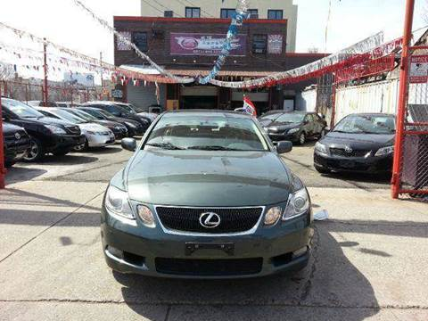 2007 Lexus GS 350 for sale at TJ AUTO in Brooklyn NY