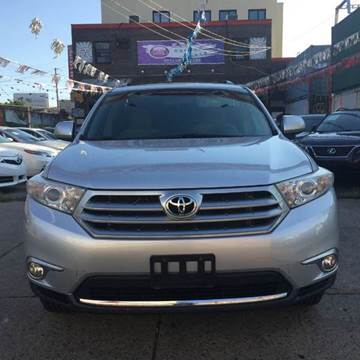2011 Toyota Highlander for sale at TJ AUTO in Brooklyn NY