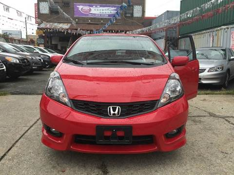 2013 Honda Fit for sale at TJ AUTO in Brooklyn NY