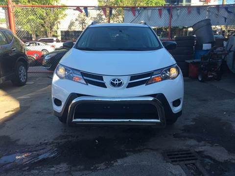 2013 Toyota RAV4 for sale at TJ AUTO in Brooklyn NY