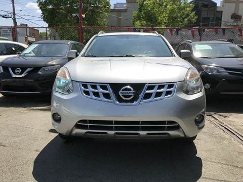 2011 Nissan Rogue for sale at TJ AUTO in Brooklyn NY