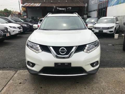2015 Nissan Rogue for sale at TJ AUTO in Brooklyn NY