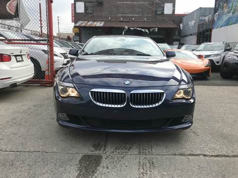 2008 BMW 6 Series for sale at TJ AUTO in Brooklyn NY