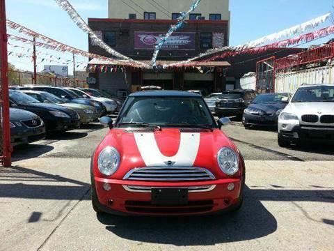 2006 MINI Cooper for sale at TJ AUTO in Brooklyn NY