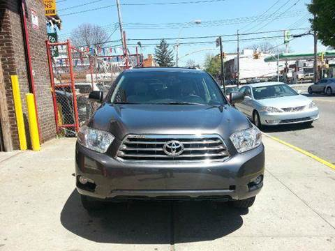 2008 Toyota Highlander for sale at TJ AUTO in Brooklyn NY