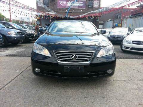2007 Lexus ES 350 for sale at TJ AUTO in Brooklyn NY