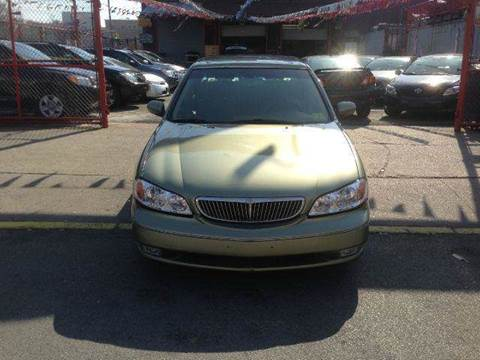 2000 Infiniti I30 for sale at TJ AUTO in Brooklyn NY