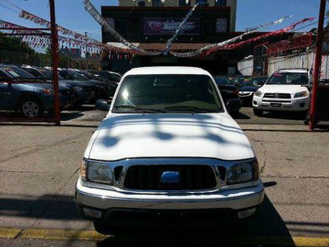 2004 Toyota Tacoma for sale at TJ AUTO in Brooklyn NY