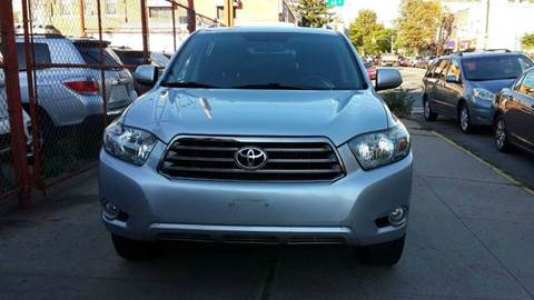 2009 Toyota Highlander for sale at TJ AUTO in Brooklyn NY
