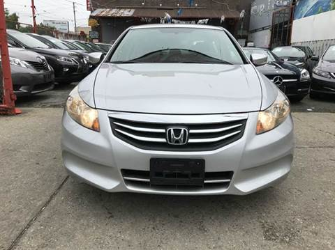2012 Honda Accord for sale at TJ AUTO in Brooklyn NY