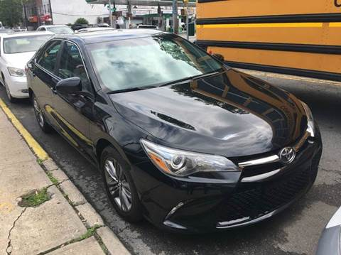 2017 Toyota Camry for sale at TJ AUTO in Brooklyn NY